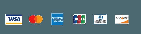 決済方法 クレジット会社ロゴ